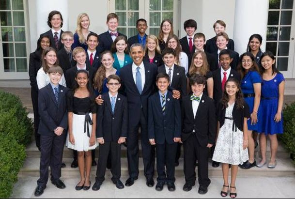 Official White House Photo by Amanda Lucidon